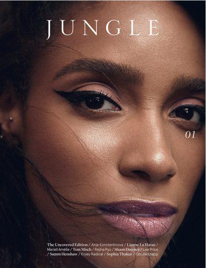 Lianne La Haves - Edition 01 - Jungle Magazine