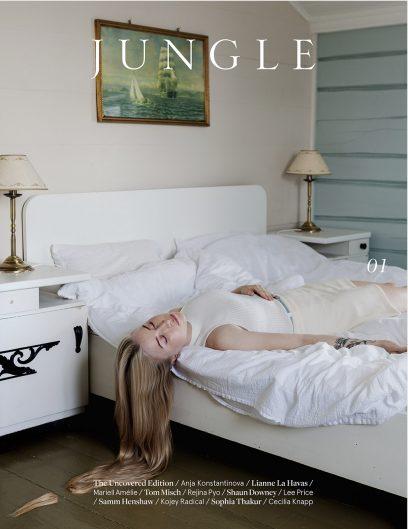 Mariell Amelie - Edition 01 - Jungle Magazine