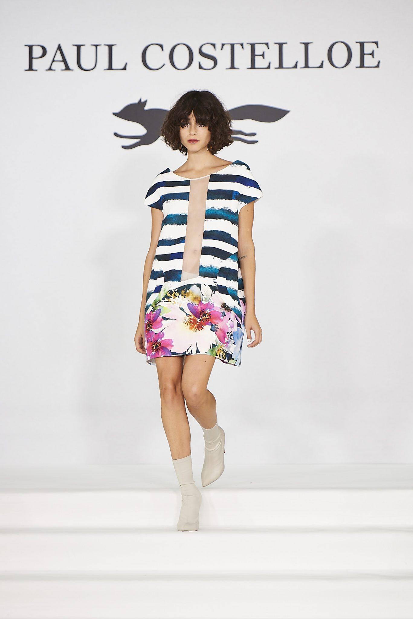 Vogue Williams and Chanelle McCoy lead Irish fashionistas Paul costelloe ladies fashion