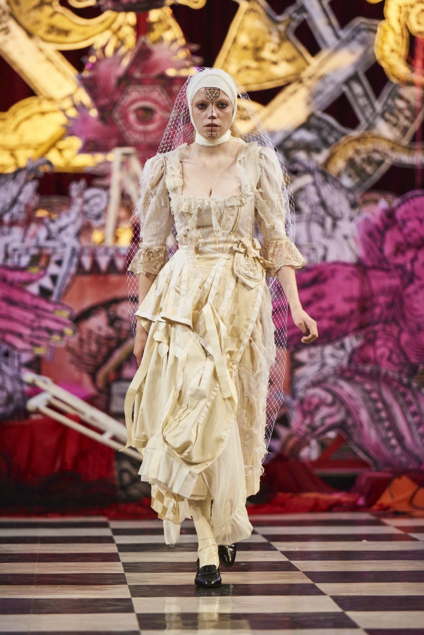 St Andrews Church London Fashion Show