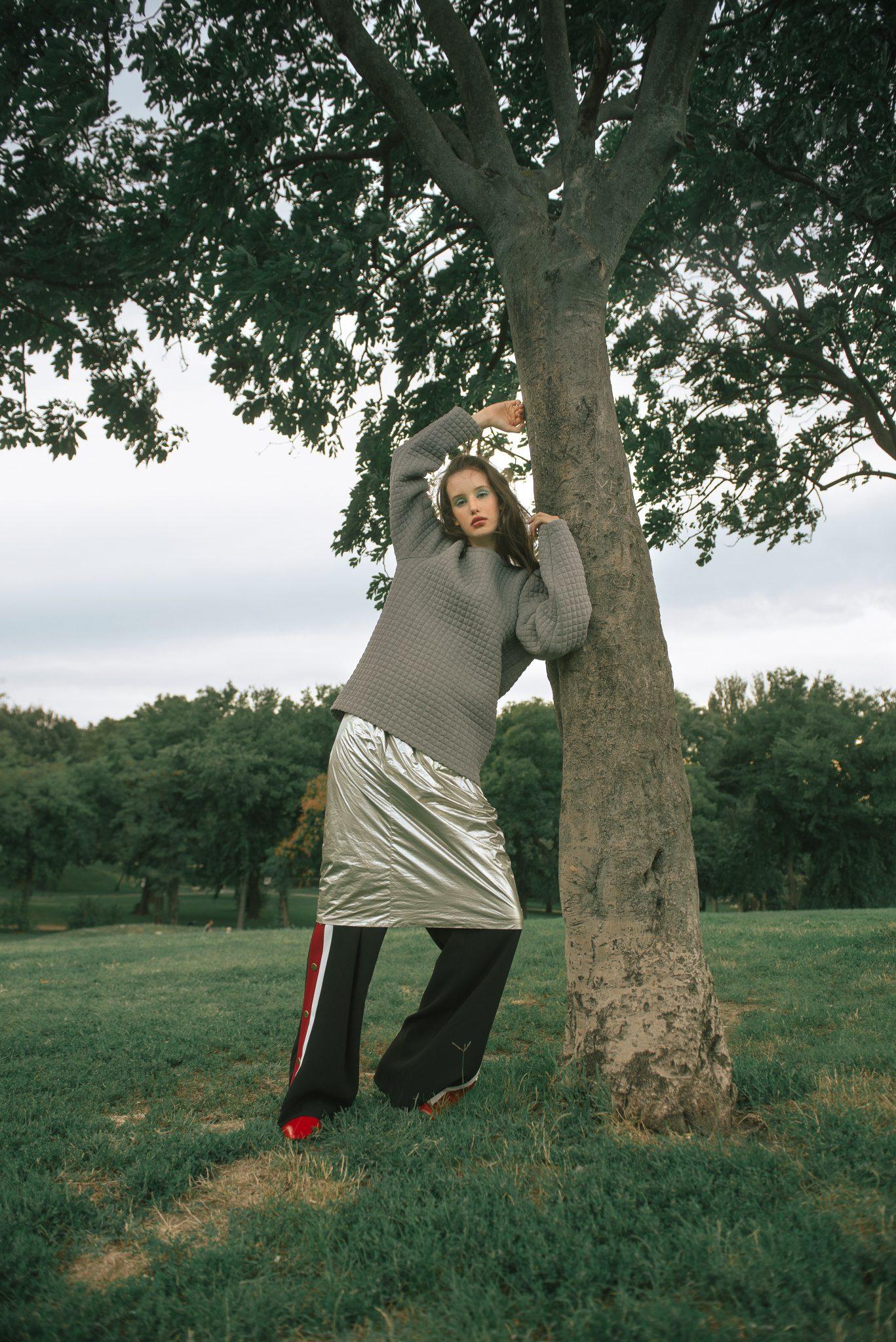 Noemi Ottilia- Jungle magazine - Alice