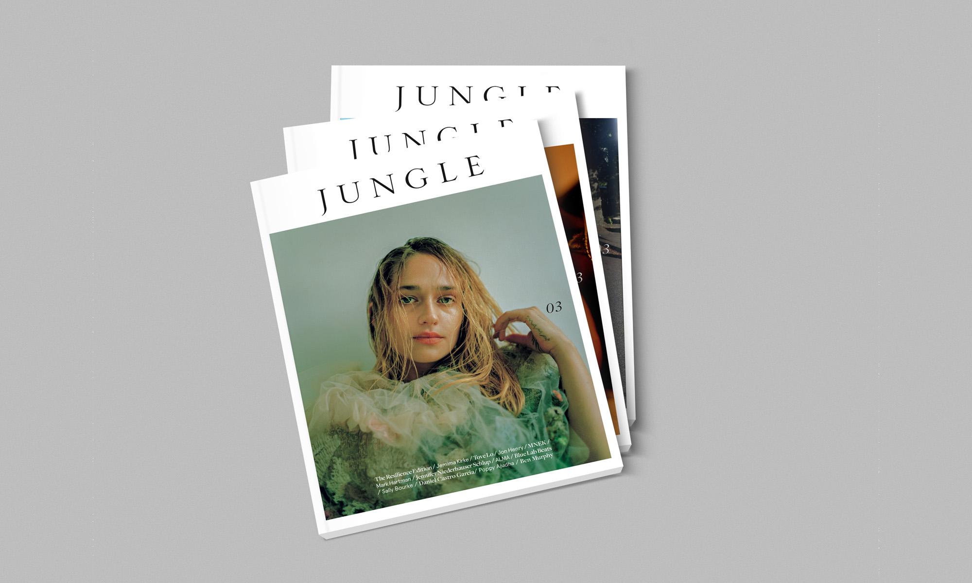 Jungle Magazine Subscription