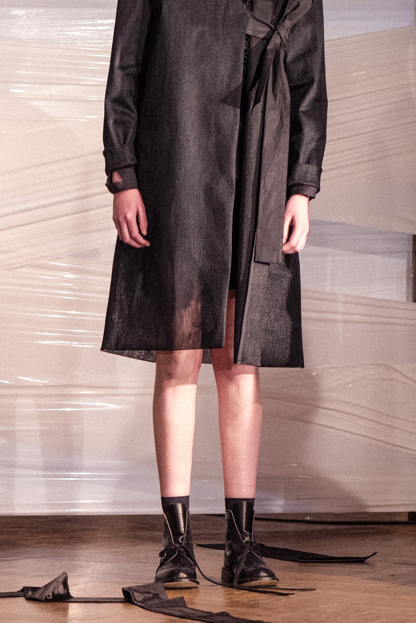 Sanne Glasergen-London Fashion Week-SS18-Jungle Magazine