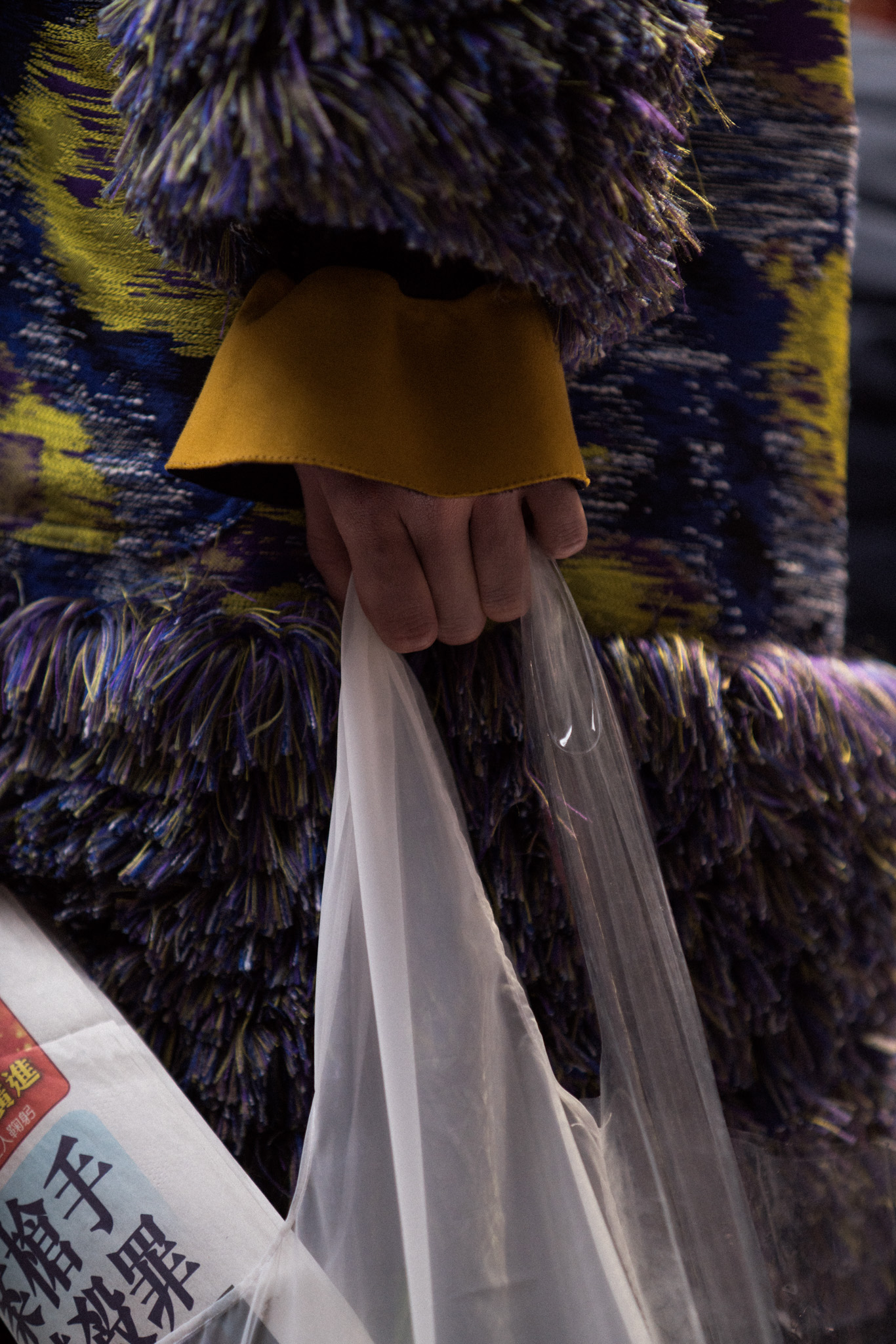 steventai jungle magazine London fashion week Sanne glasbergen