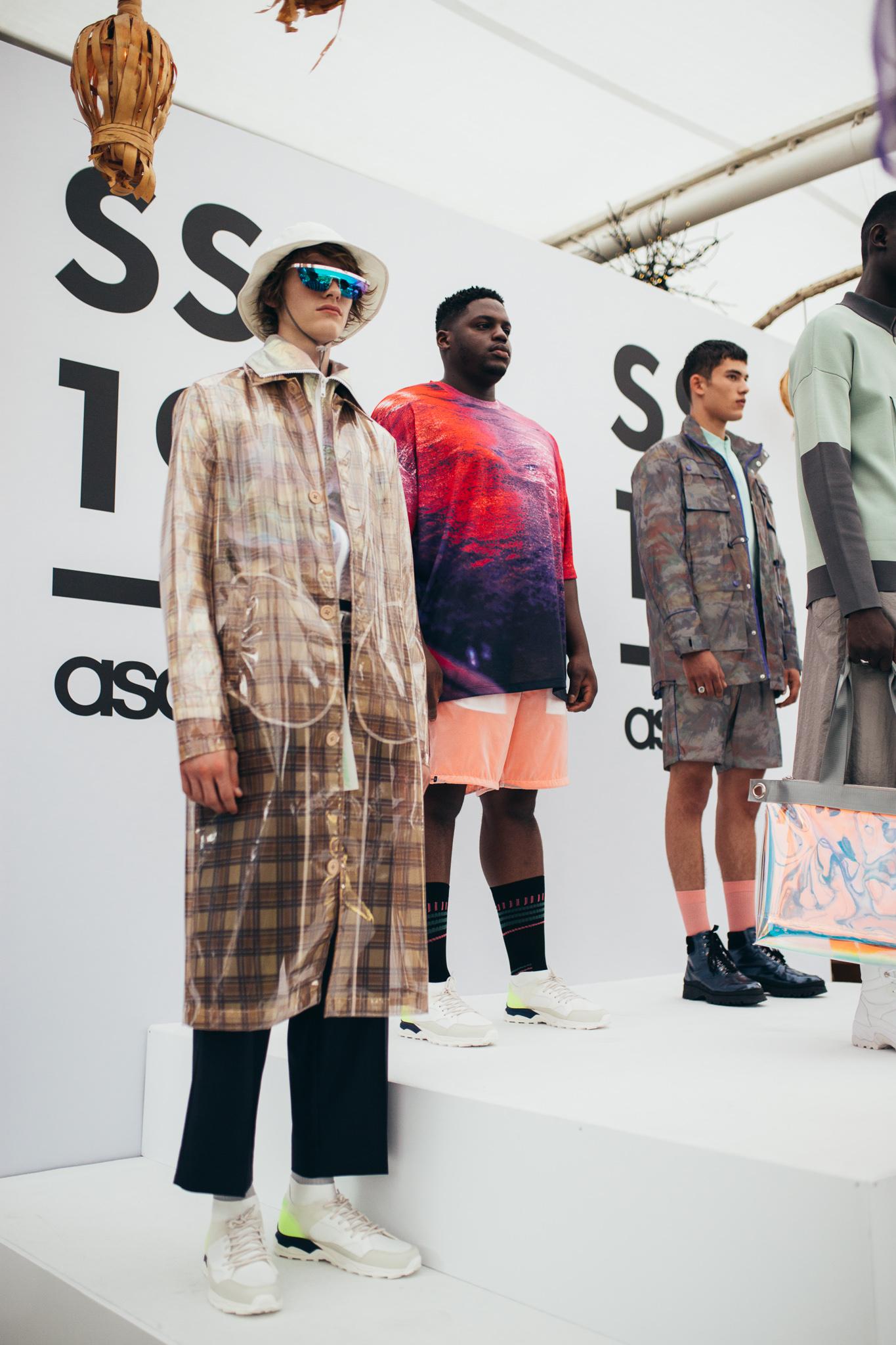 ASOS - London Fashion Week - SS19 - Jungle Magazine