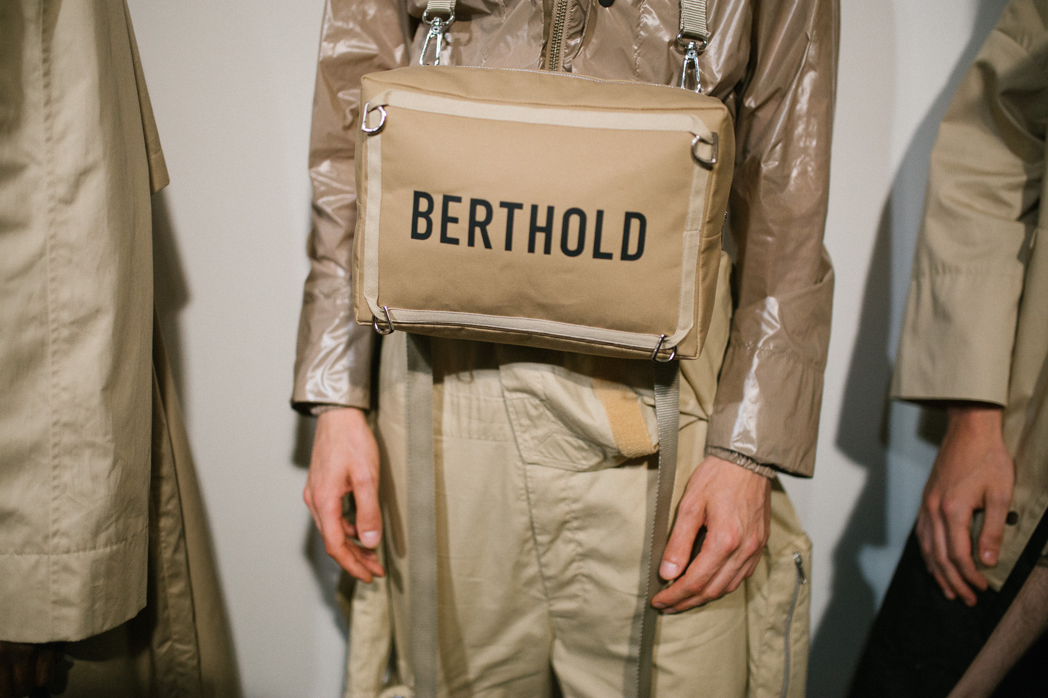 Berthold - London Fashion Week Mens - SS19 - Jungle Magazine
