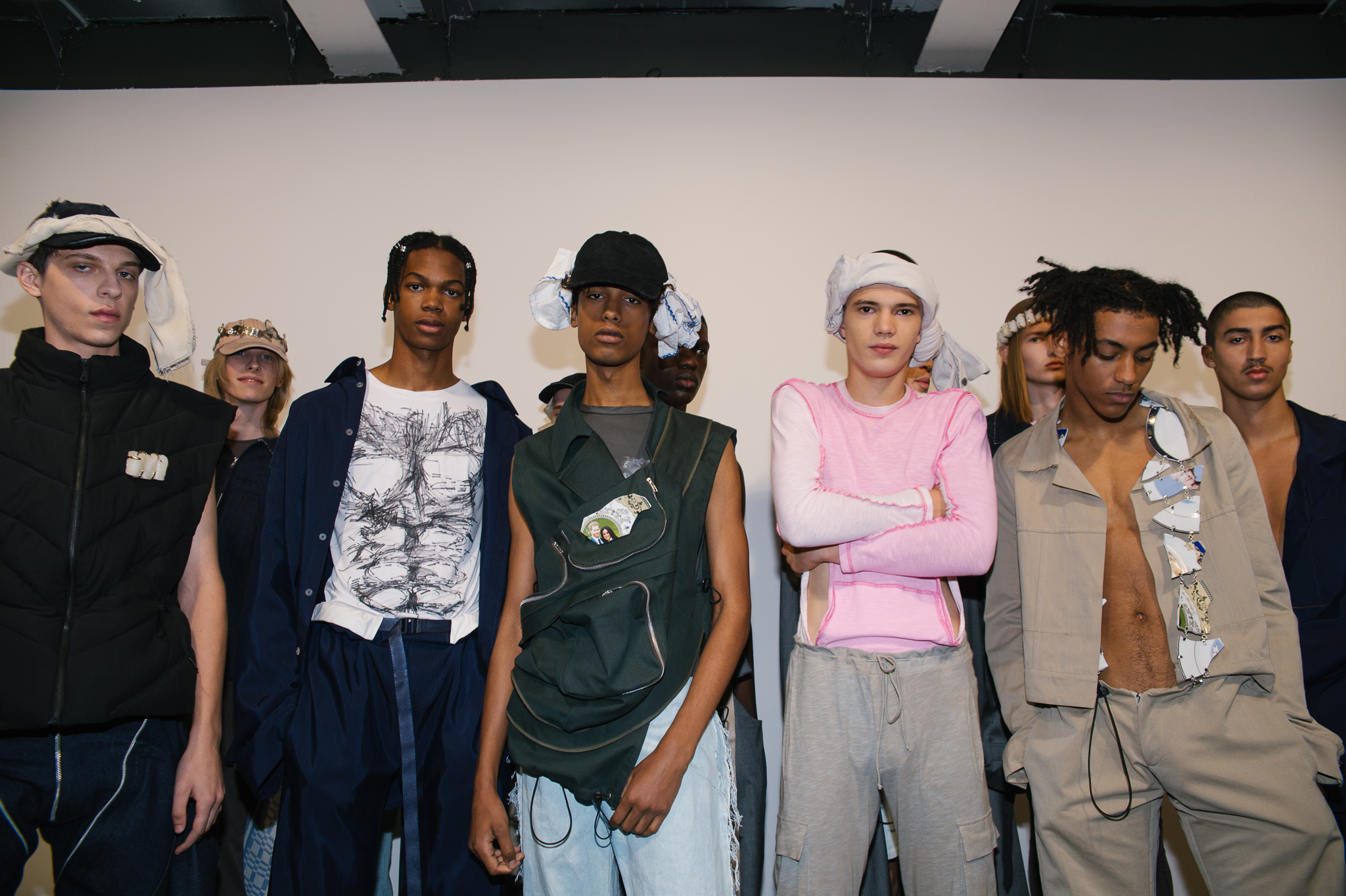Per Gotesson - London Fashion Week Mens - SS19 - Jungle Magazine