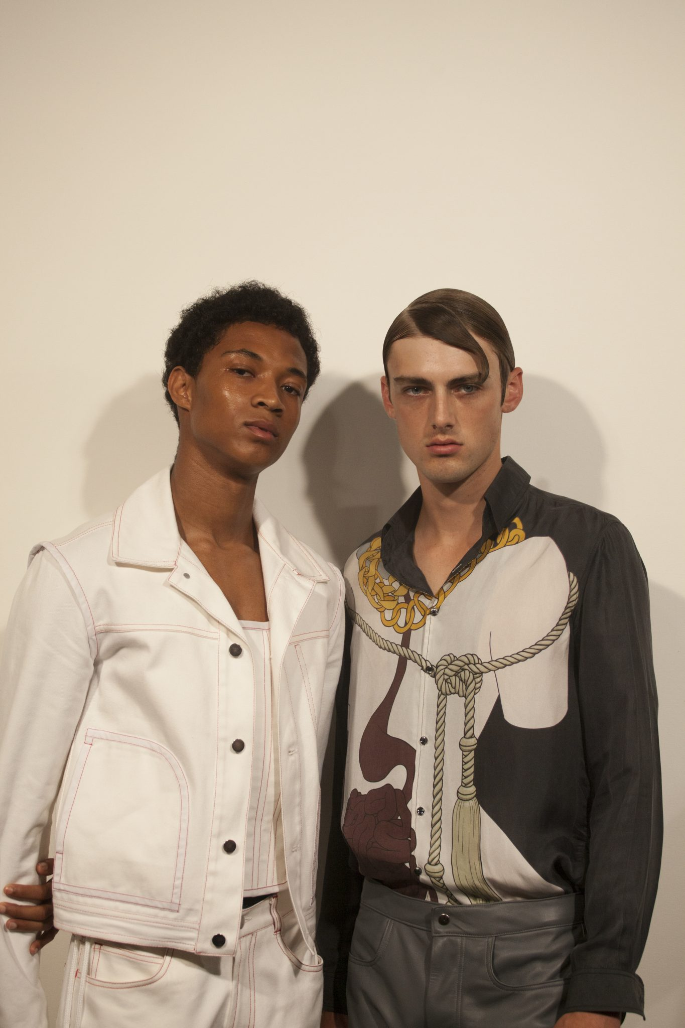 Daniel w. Fletcher - London Fashion Week - SS19 - Jungle Magazine
