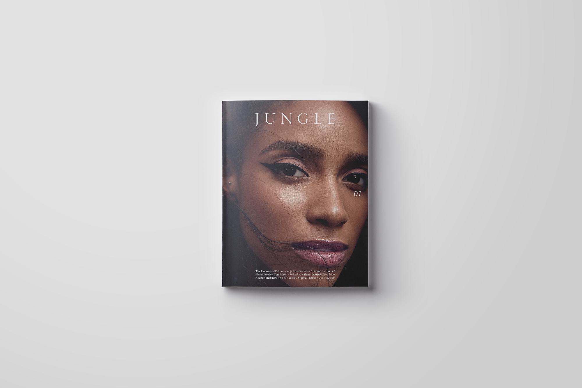 Jungle Magazine Edition 01