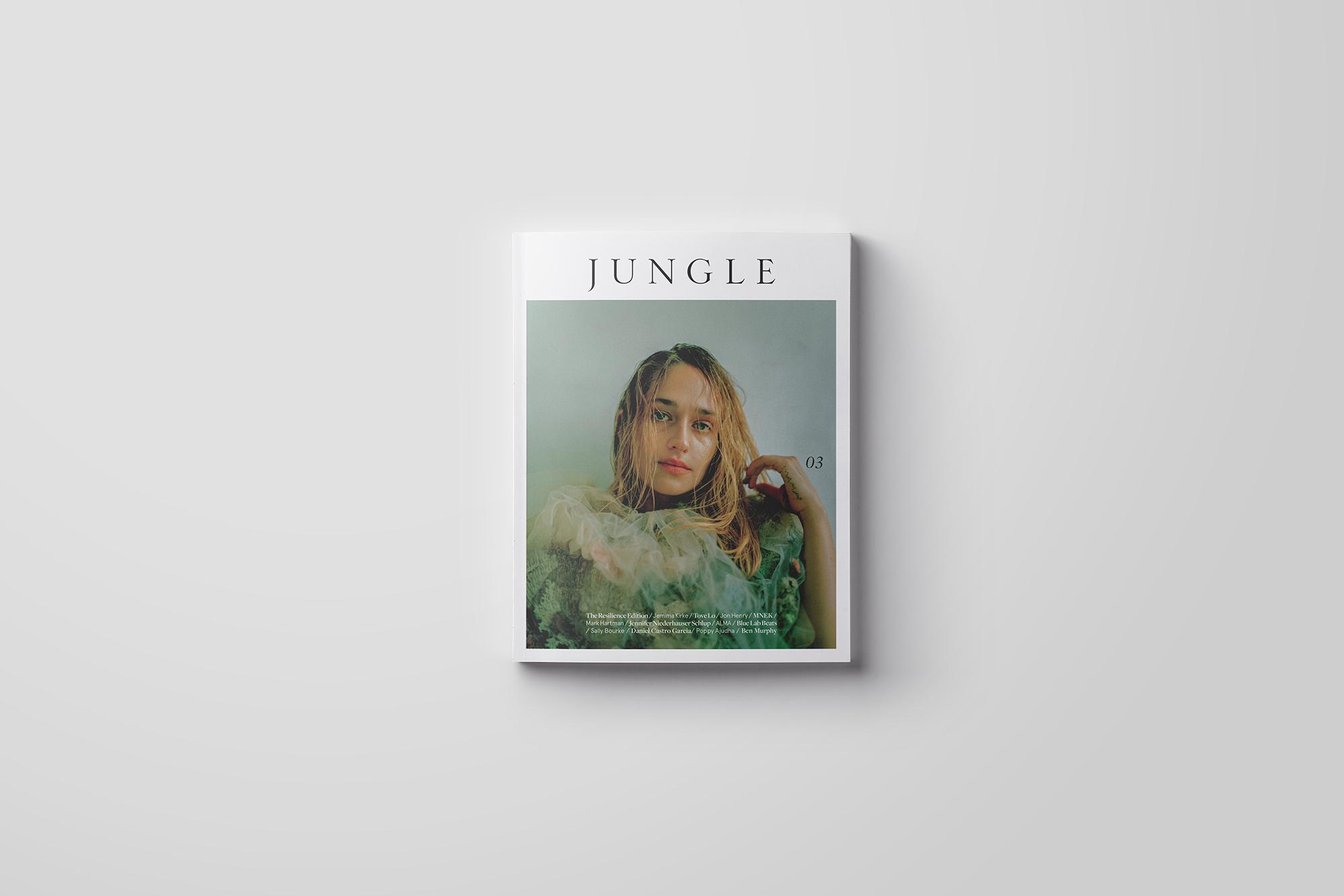 Jungle Magazine Edition 03
