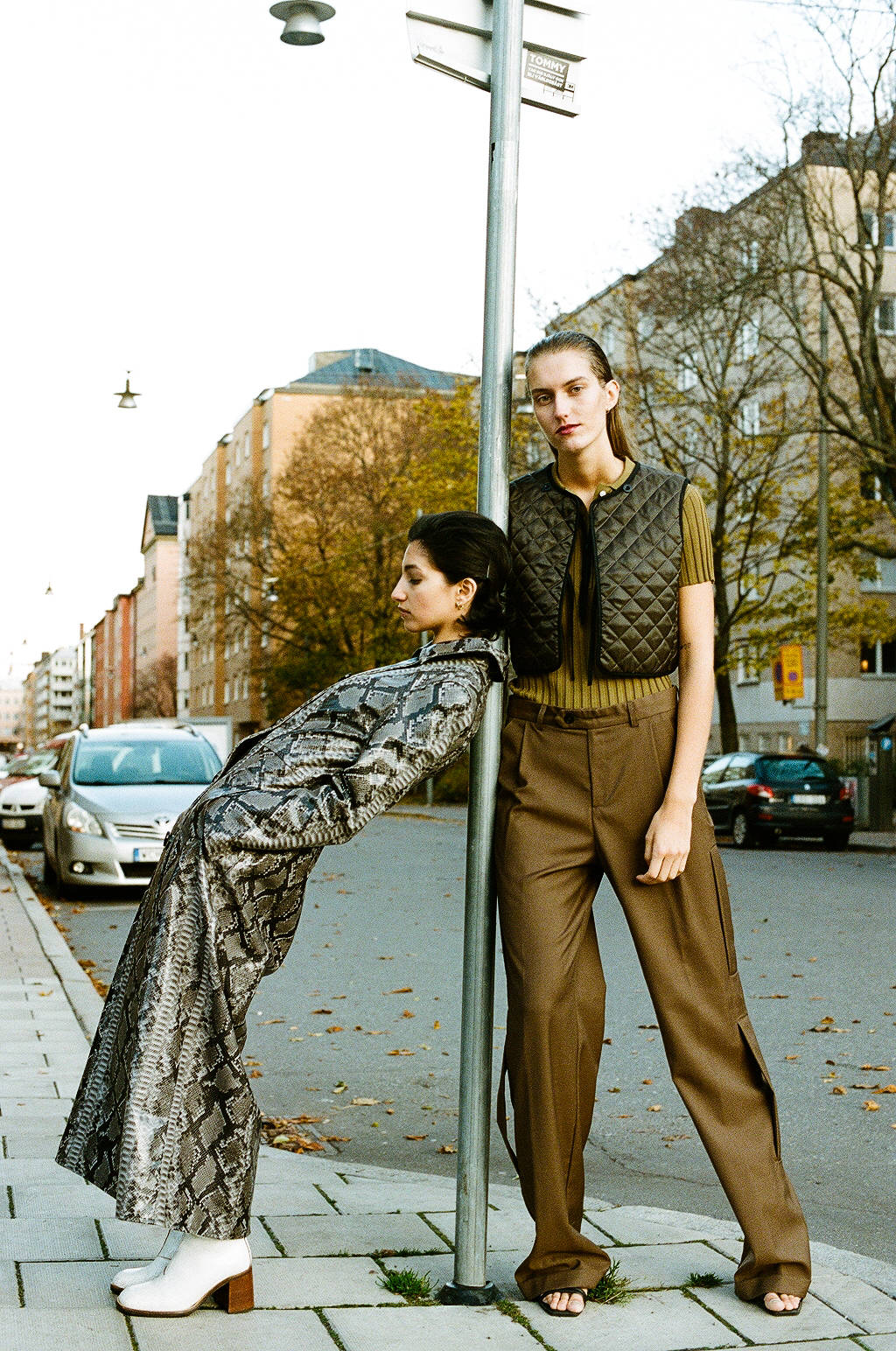 Us Fashion Editorial by Sarah Tahon & Amanda Ljungkvist