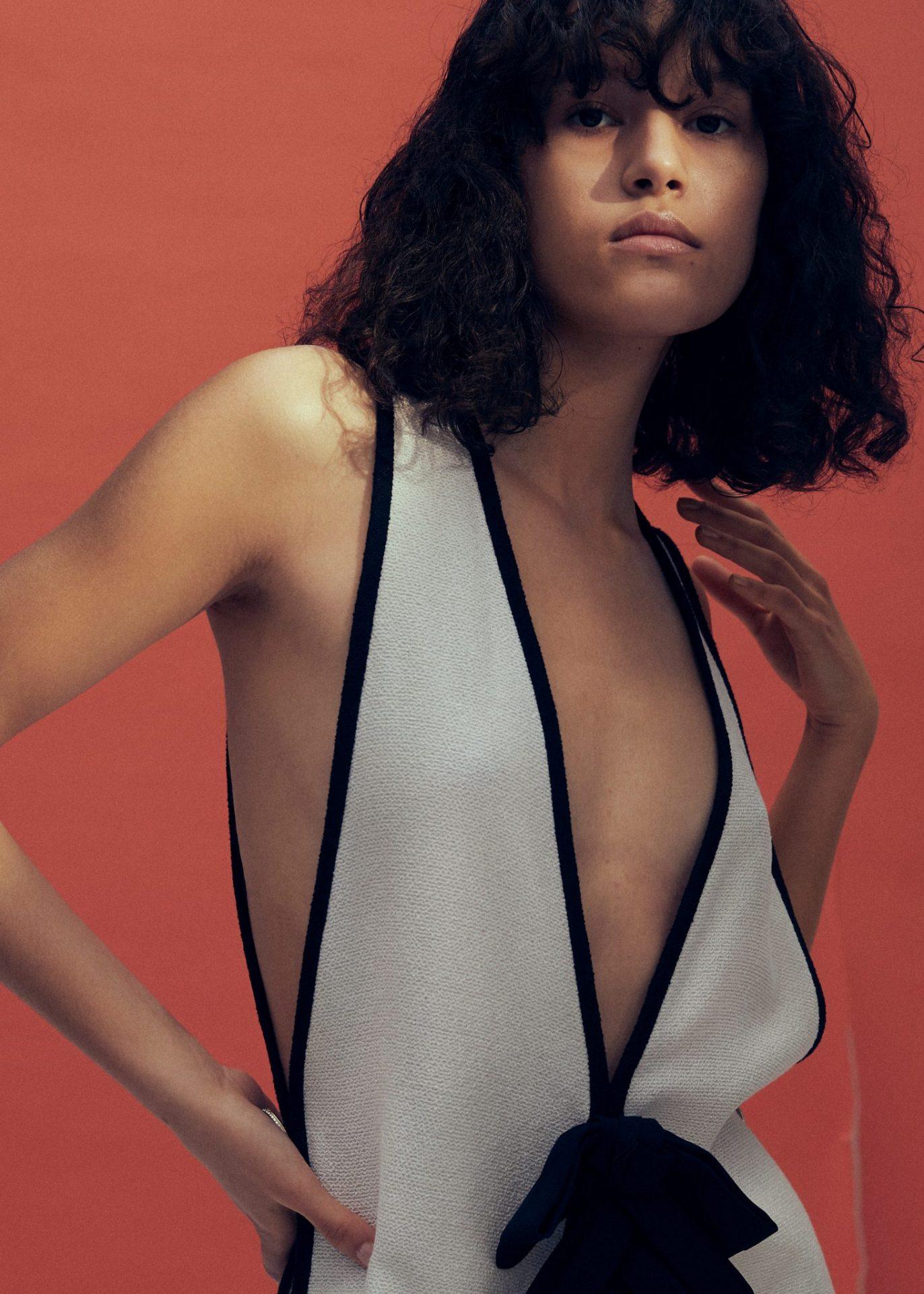 Daniela Gyllensten Editorial Jungle Magazine