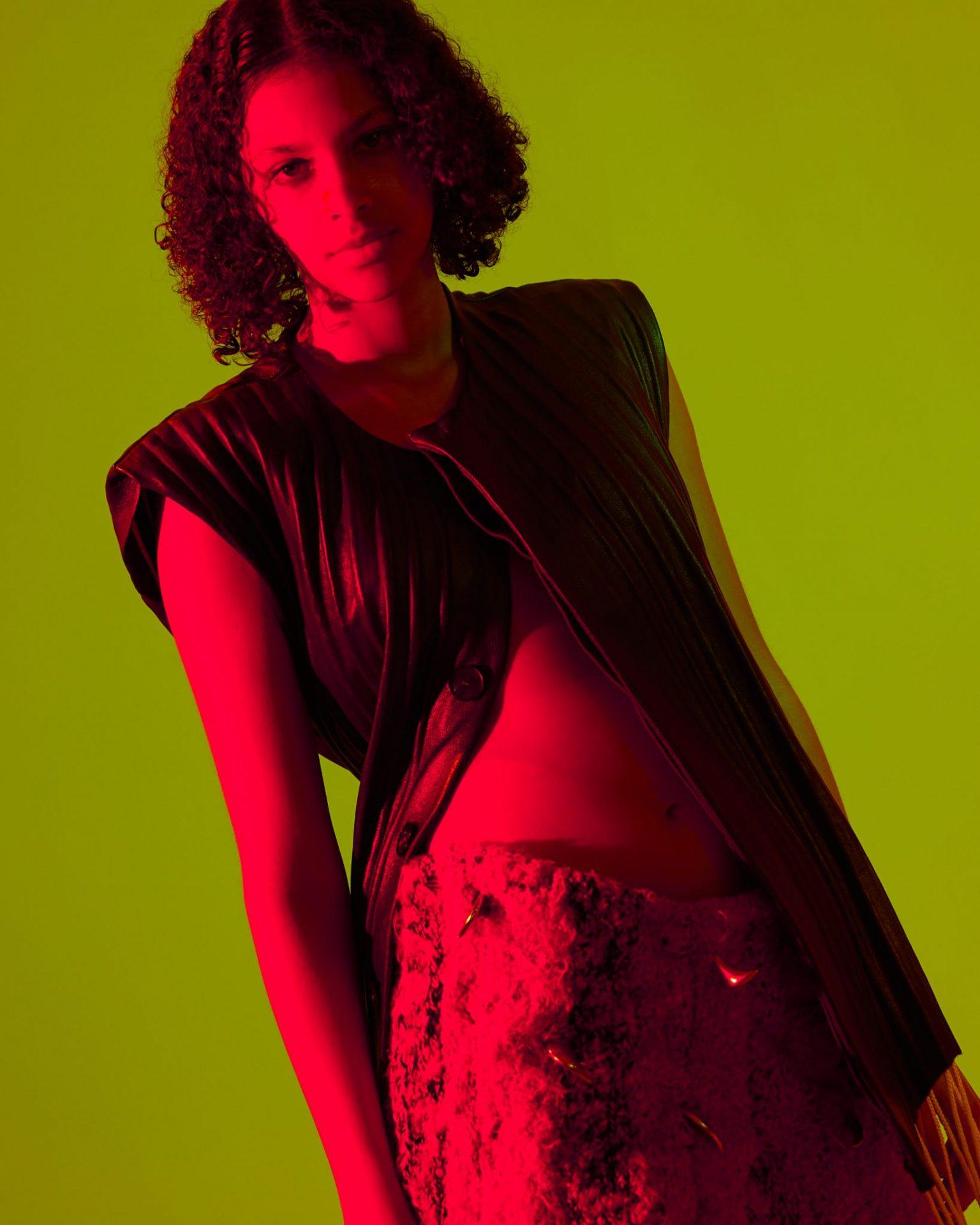 Sara Dehlin Editorial Jungle Magazine